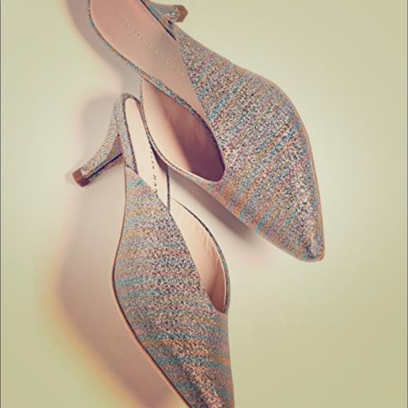 discount sale unique design exquisite design Loeffler Randall Shoes | Rainbow Kitten Heel Mule | Poshmark